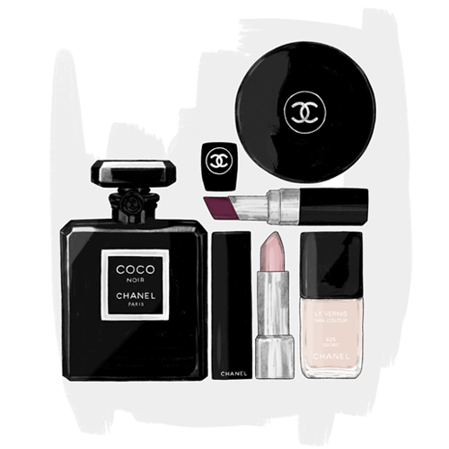 Coco Chanel Makeup | Car Interior Design